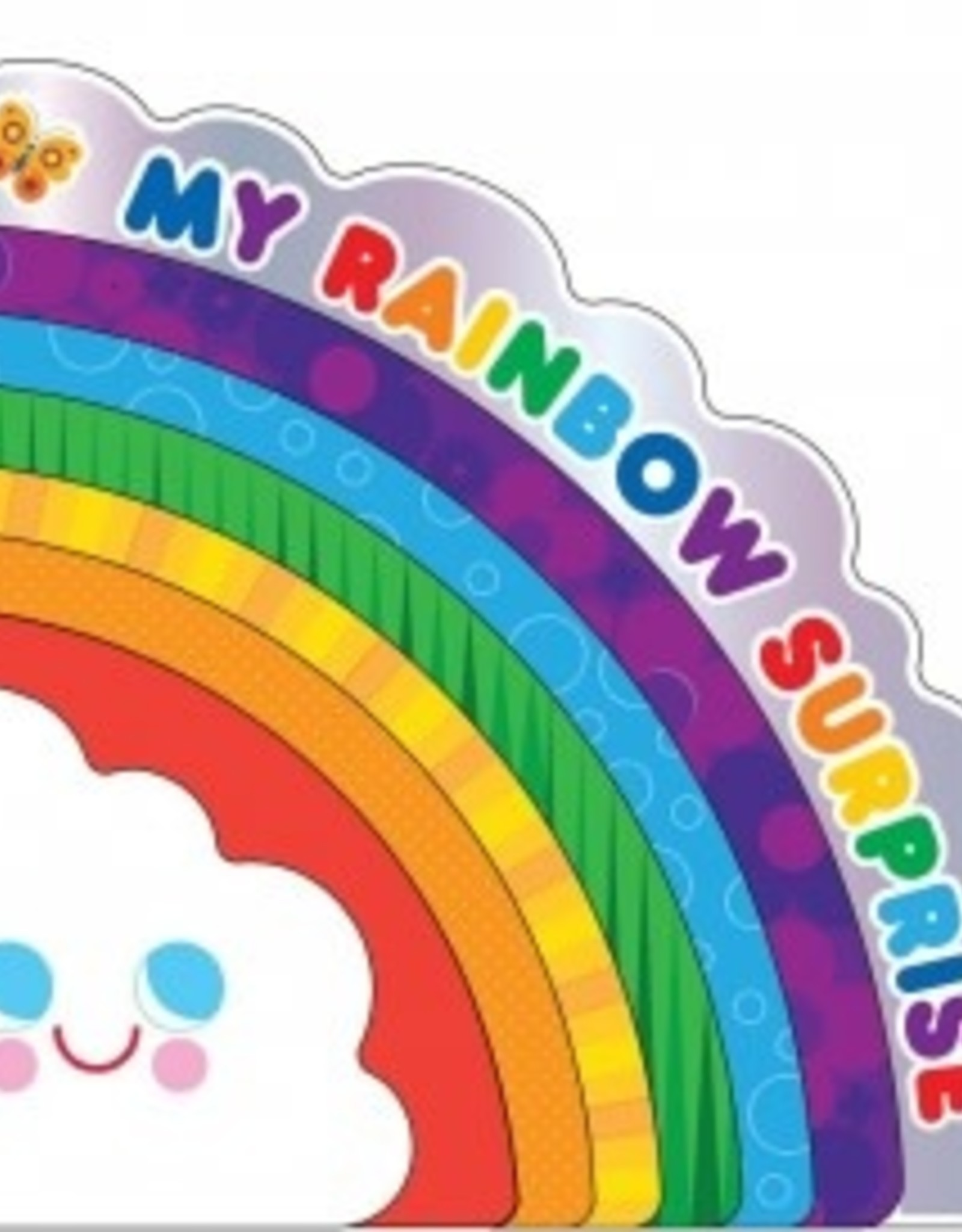 Scholastic My Rainbow Surprise