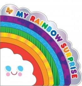 Scholastic My Rainbow Surprise