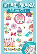 Ooly Tattoo Palooza Temporary Tattoos - Princess Garden