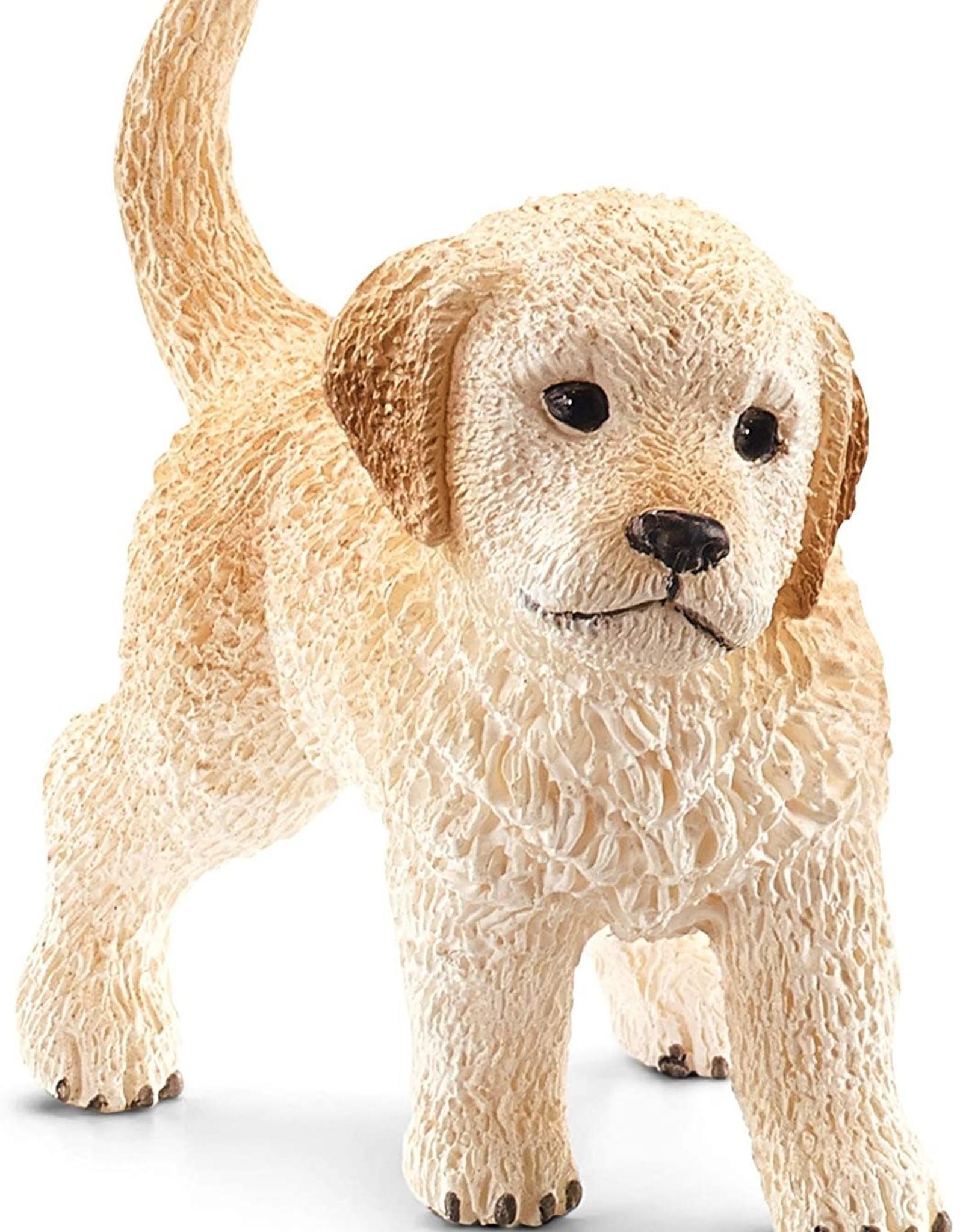 Schleich Schleich Golden Retriever Puppy