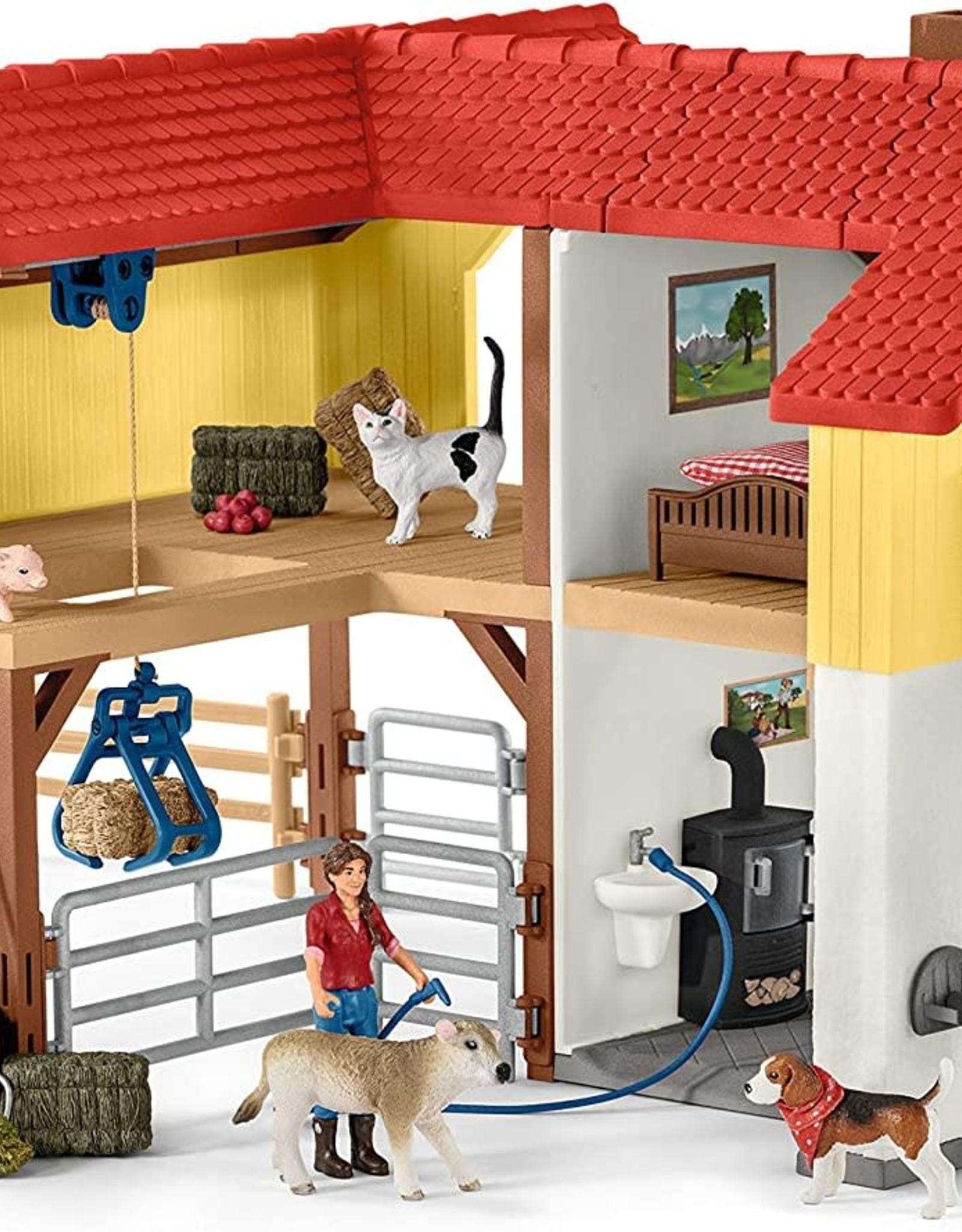 Schleich Schleich Large Farm House