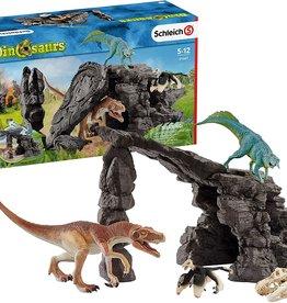 Schleich Schleich Dino Set with Cave