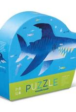 Crocodile Creek 12 pc Shark City Puzzle