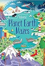 Usborne Planet Earth Mazes Book
