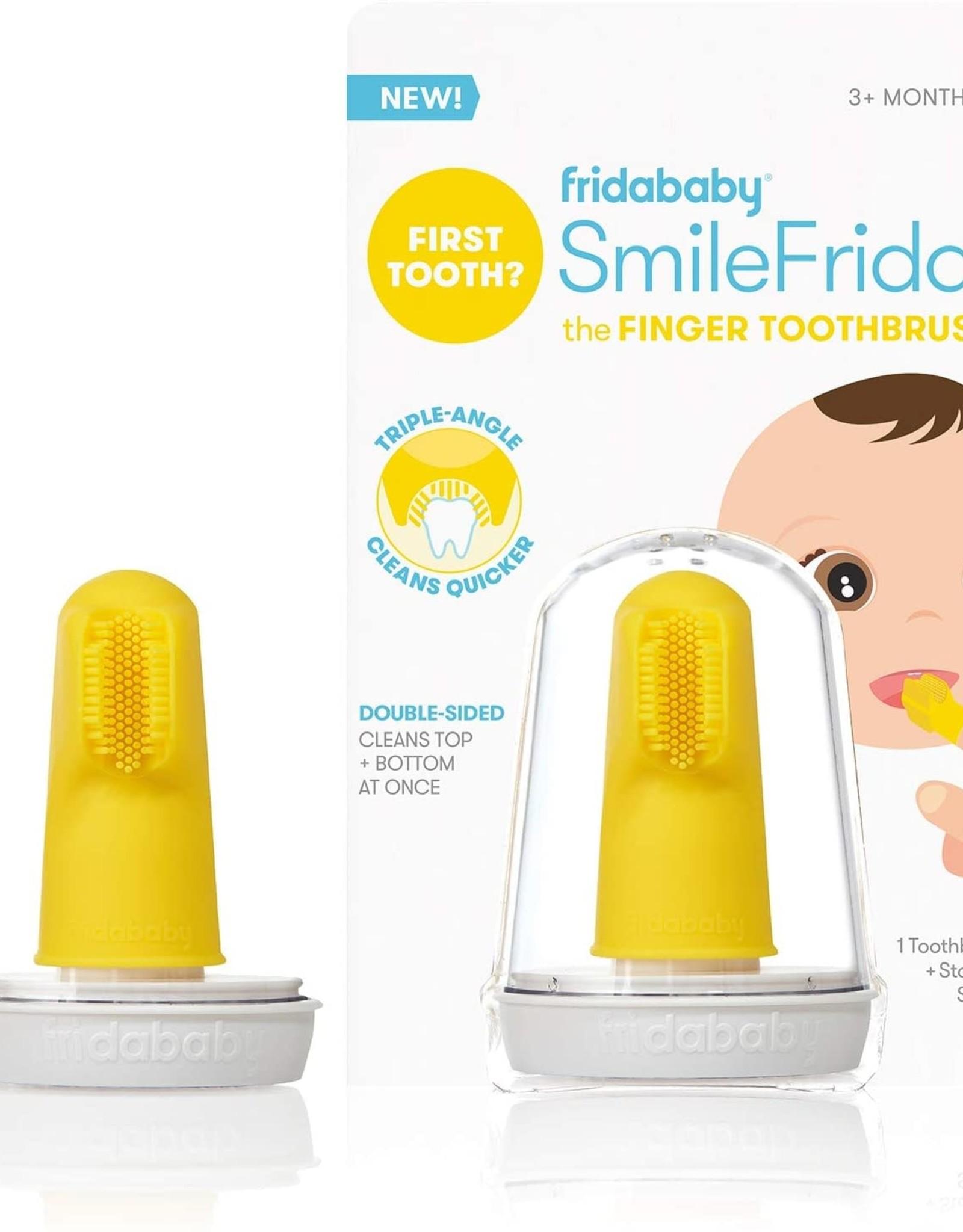 Fridababy SmileFrida Finger Toothbrush