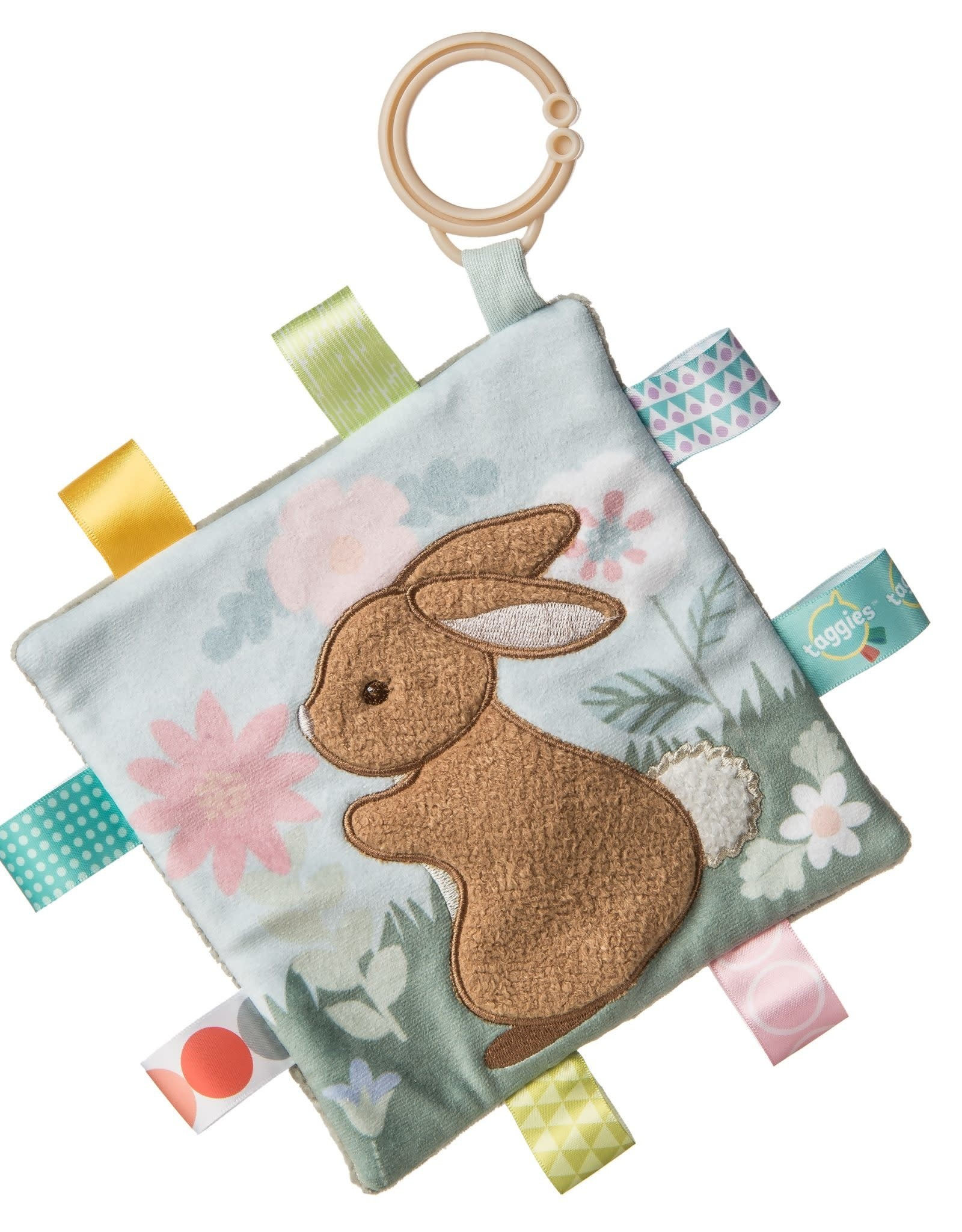 Mary Meyer Taggies Crinkle Me Harmony Bunny