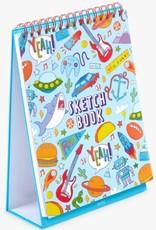 Ooly Standing Sketchbook - Awesome Doodles