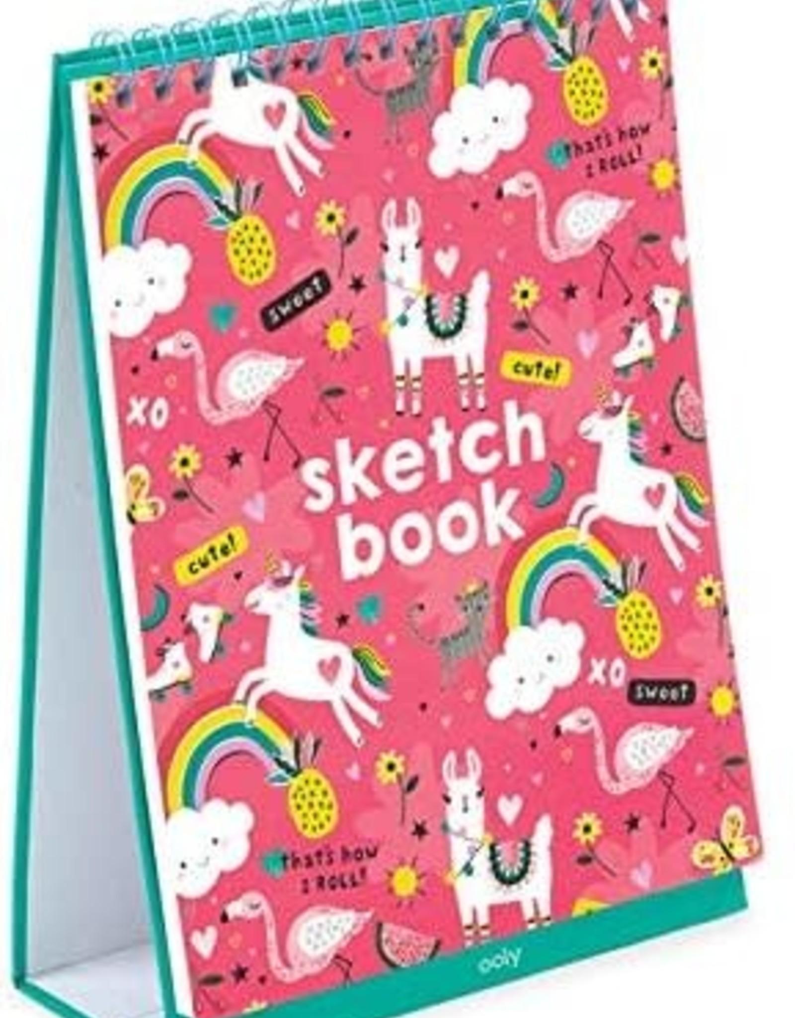 Ooly Standing Sketchbook - Funtastic Friends