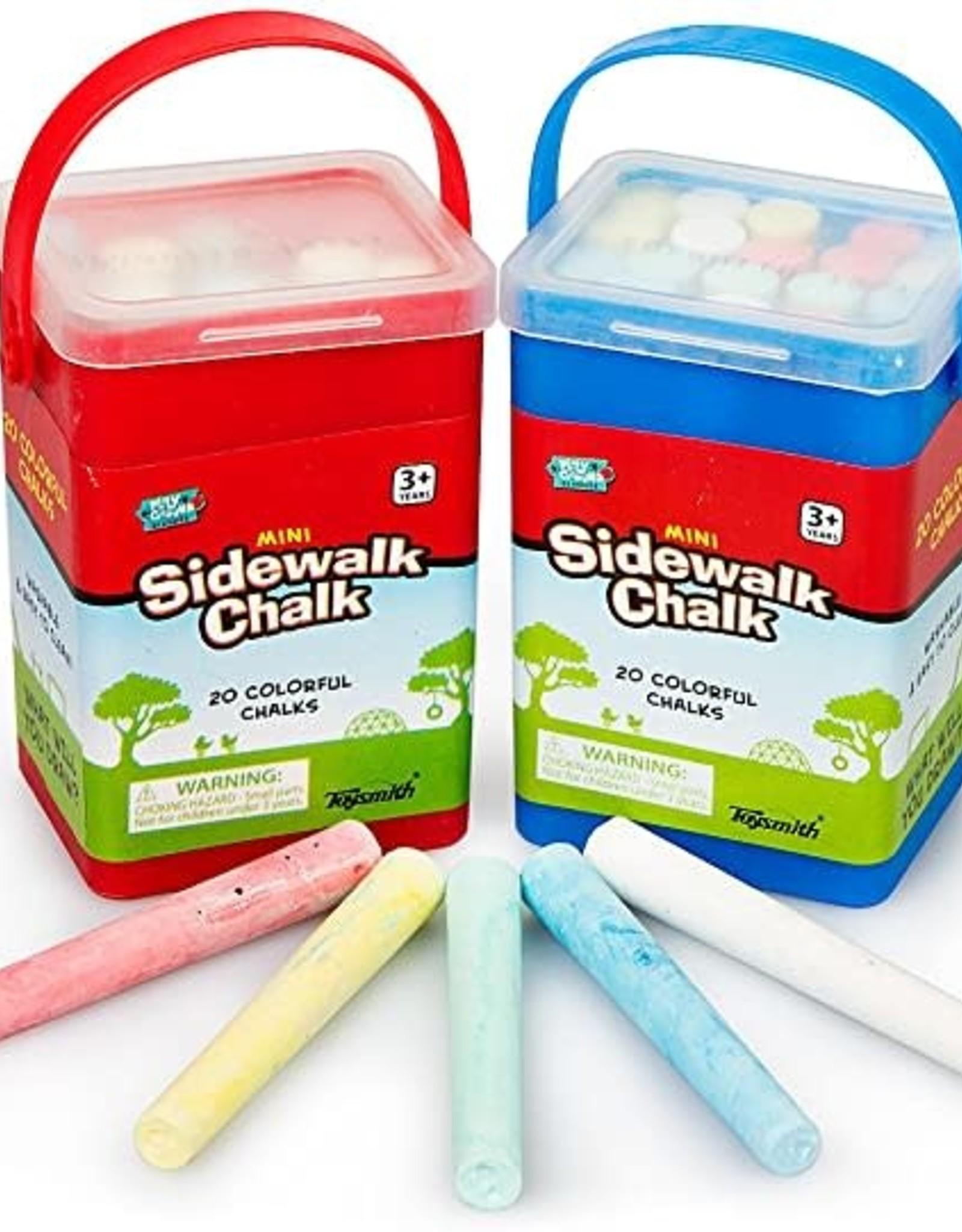Toysmith Mini Sidewalk Chalk