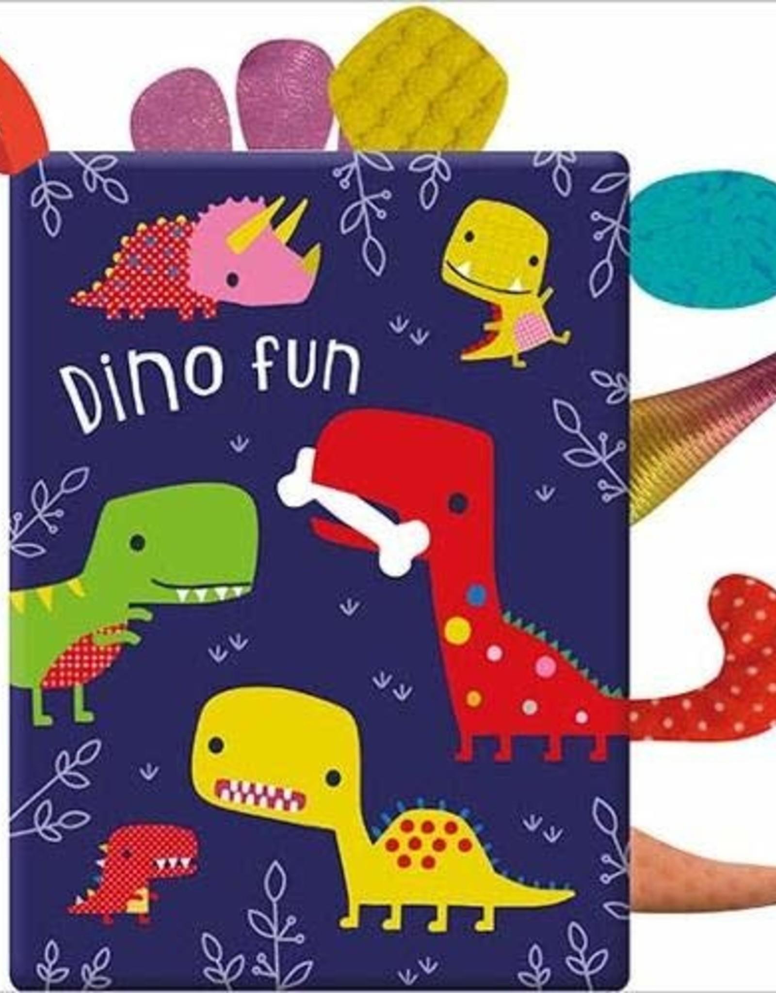 Make Believe Ideas Dino Fun Tails Cloth Book