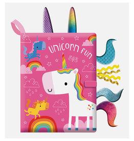 Make Believe Ideas Unicorn Fun Tails Book
