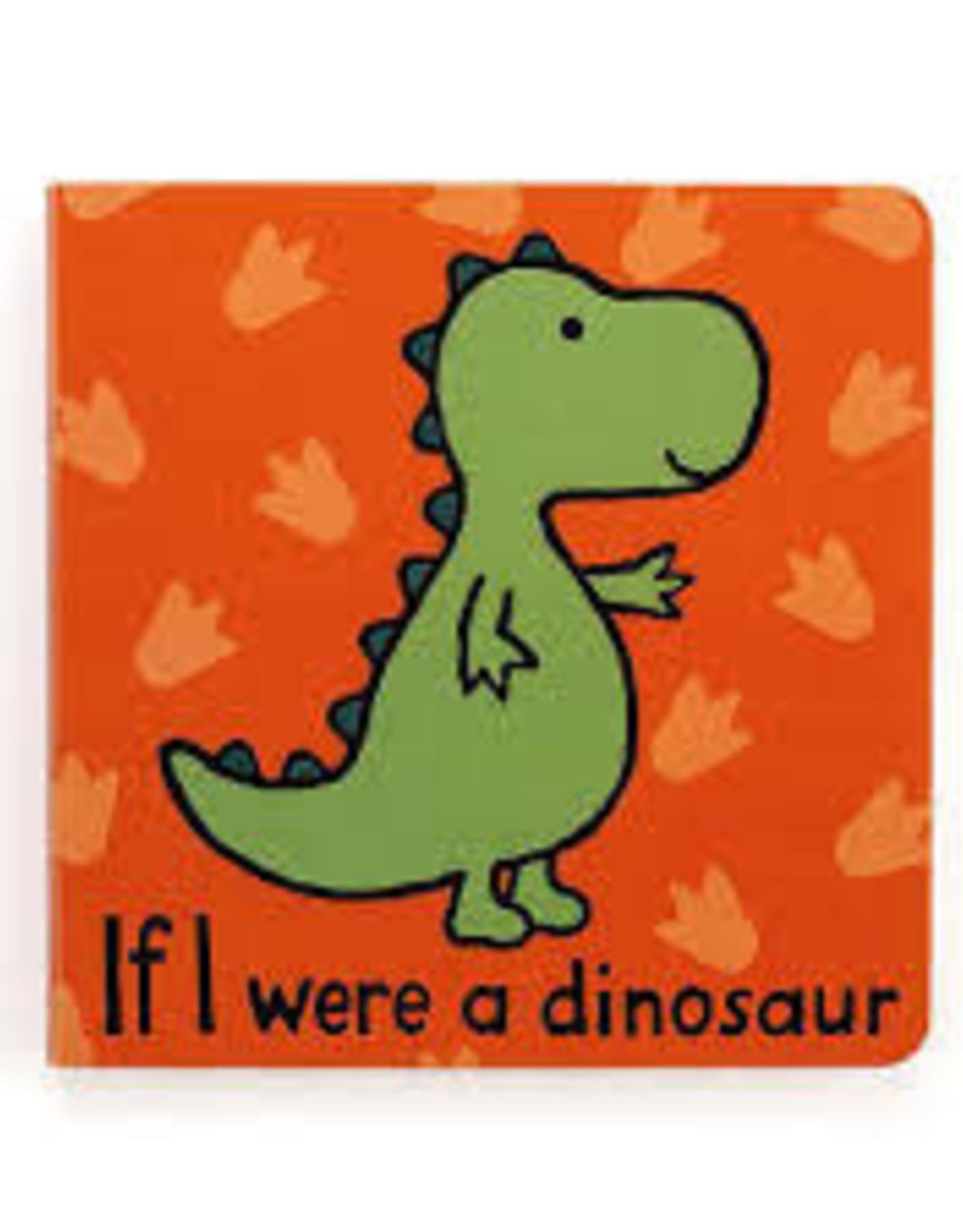 Jellycat If I Were a Dinosaur