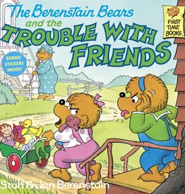 Penguin Random House Berenstain Bears and the Trouble with Friends