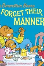 Penguin Random House Berenstain Bears Forget Their Manners