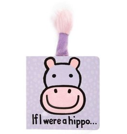 Jellycat If I Were a Hippo