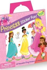 Peaceable Kingdom Reusable Sticker Tote - Princess