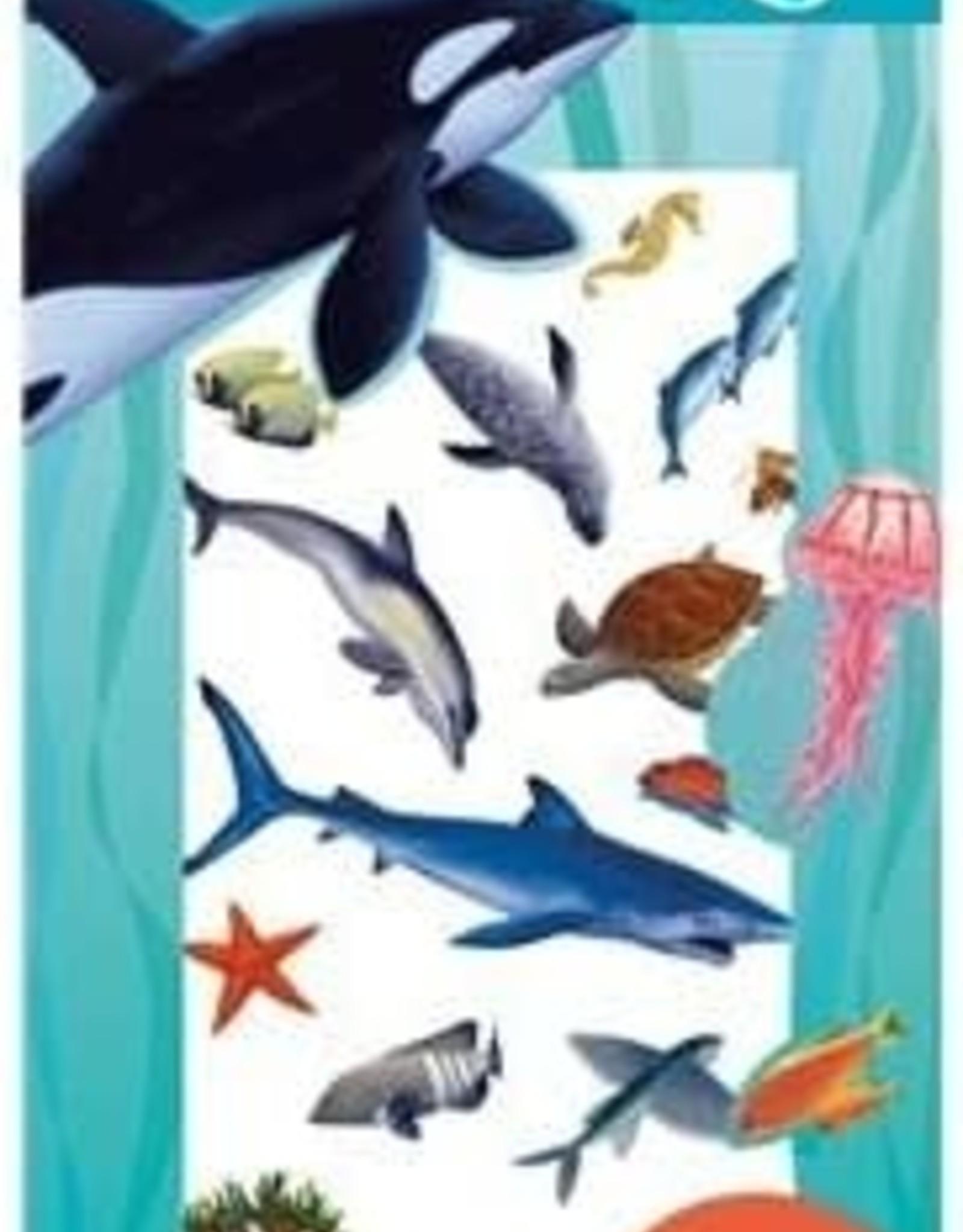 Peaceable Kingdom Sea Life Stickers