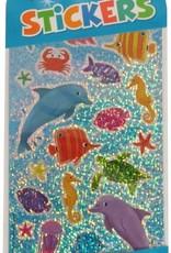 Peaceable Kingdom Sea Life Foil Stickers