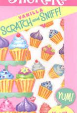 Peaceable Kingdom Vanilla Scratch & Sniff Stickers