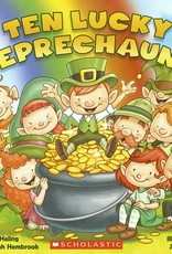 Scholastic Ten Lucky Leprechauns