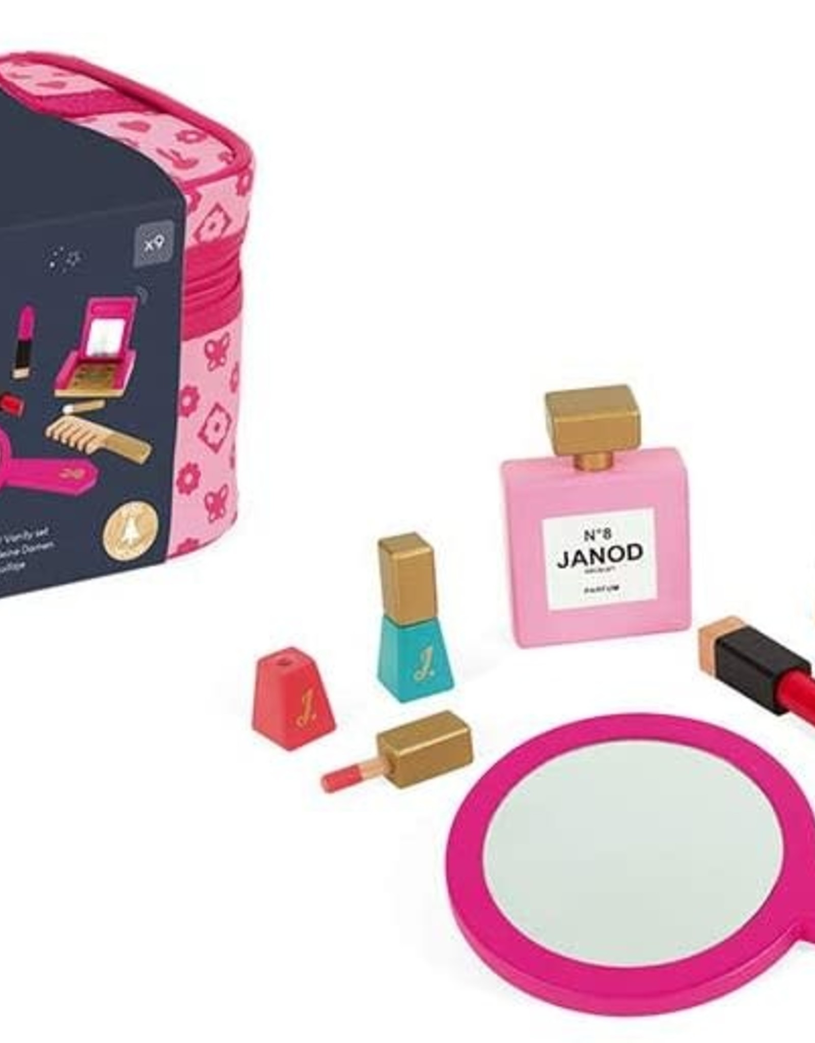 Janod Little Miss Vanity Set