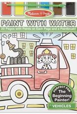 Melissa & Doug Melissa & Doug Paint with Water - Vehicles