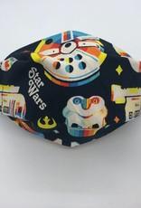 Kids Masks - Adjustable Elastics