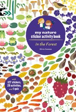 My Nature Sticker Activity Book - In the Forest