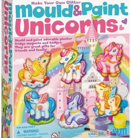 4M Unicorn Mould & Paint Kit