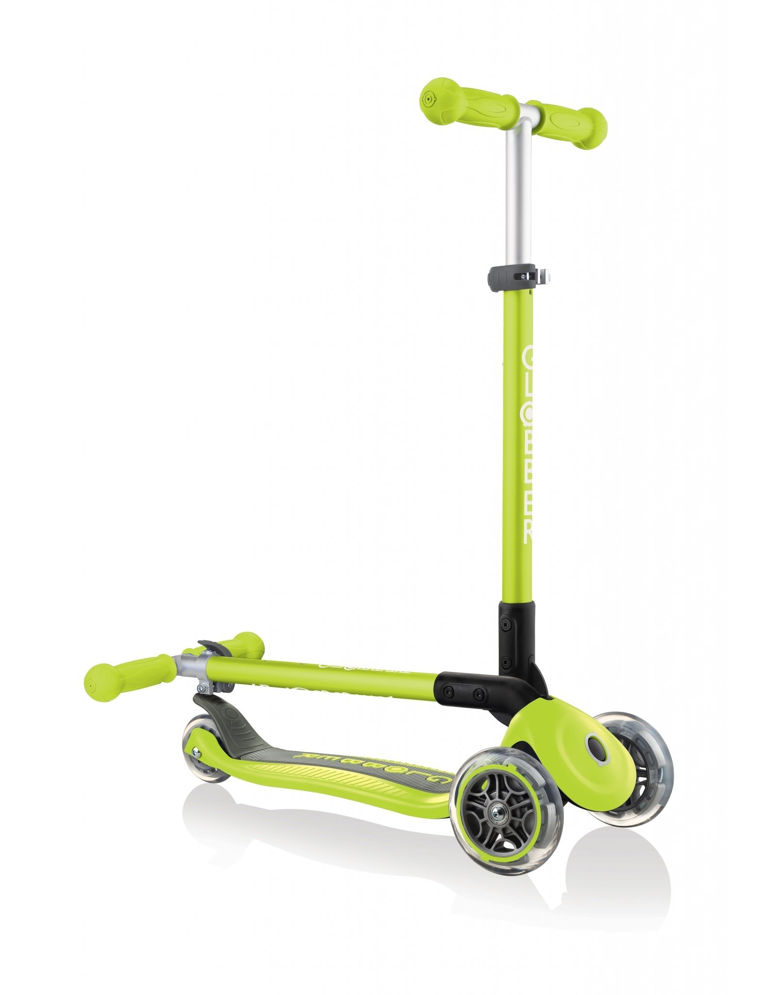 Globber Globber Primo Foldable Scooter - Lime Green