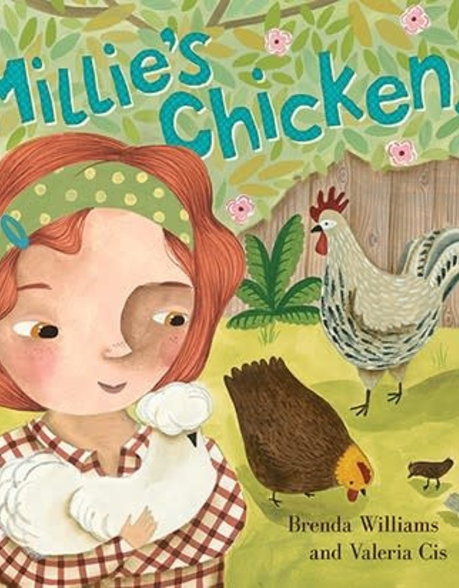 Barefoot Books Millie's Chickens