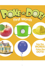 Melissa & Doug Poke-a-Dot First Words