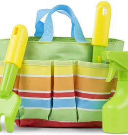 Melissa & Doug Giddy Buggy Gardening Tote Set with Tools