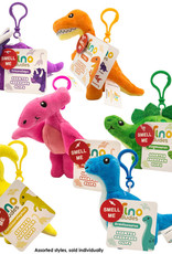 Scentco Dino Dudes Scented Backpack Clips