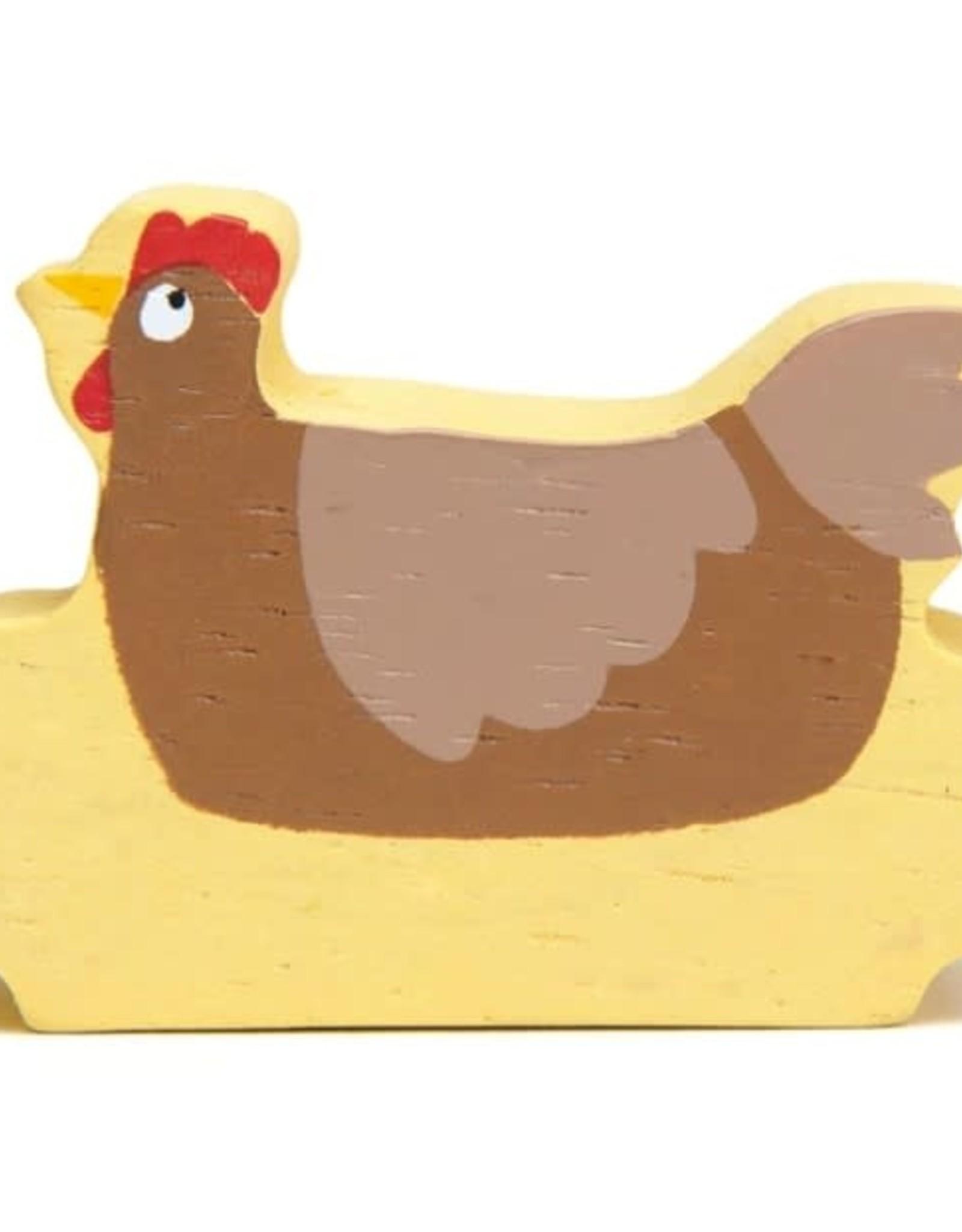 Tender Leaf Toys Tender Leaf Wooden Chicken