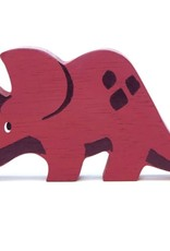 Tender Leaf Toys Tender Leaf Wooden Triceratops