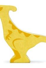 Tender Leaf Toys Tender Leaf Wooden Parasaurolophus