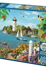 Cobble Hill Puzzles By the Bay - 500 pc Puzzle
