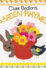 Barefoot Books Garden Rhymes - Board Book