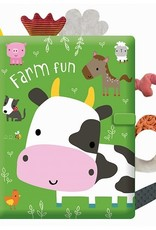 Make Believe Ideas Farm Fun Tails Book