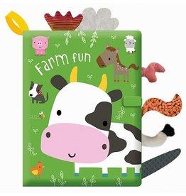 Make Believe Ideas Farm Fun Tails Book