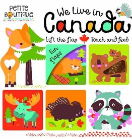 Make Believe Ideas We Live in Canada