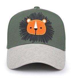 FlapJackKids Kids Ball Cap - Lion - Large