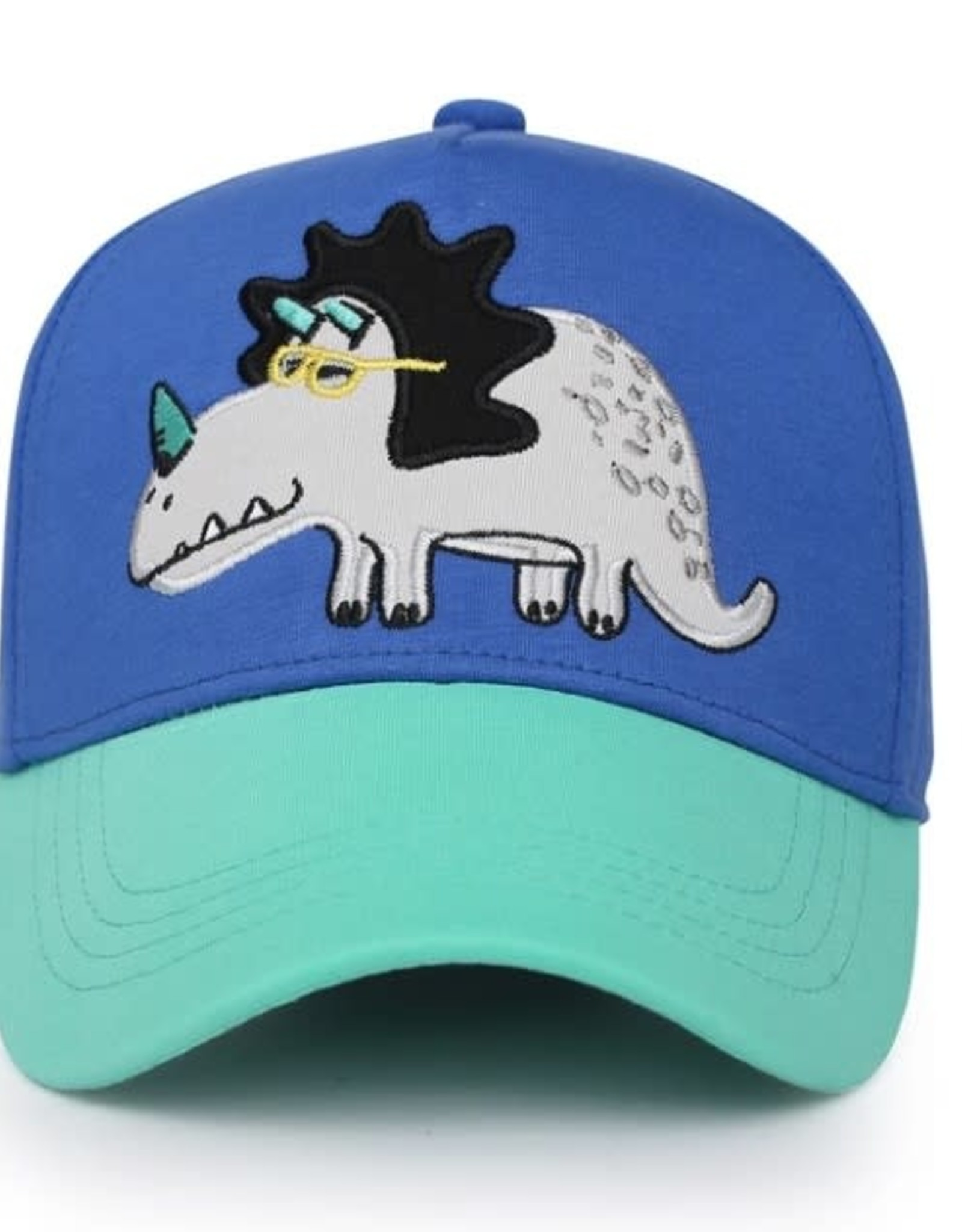 FlapJackKids Kids Ball Cap - Dino - Medium