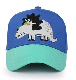 FlapJackKids Kids Ball Cap - Dino - Large