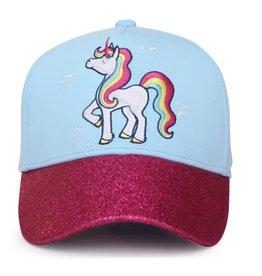FlapJackKids Kids Ball Cap - Unicorn - Large