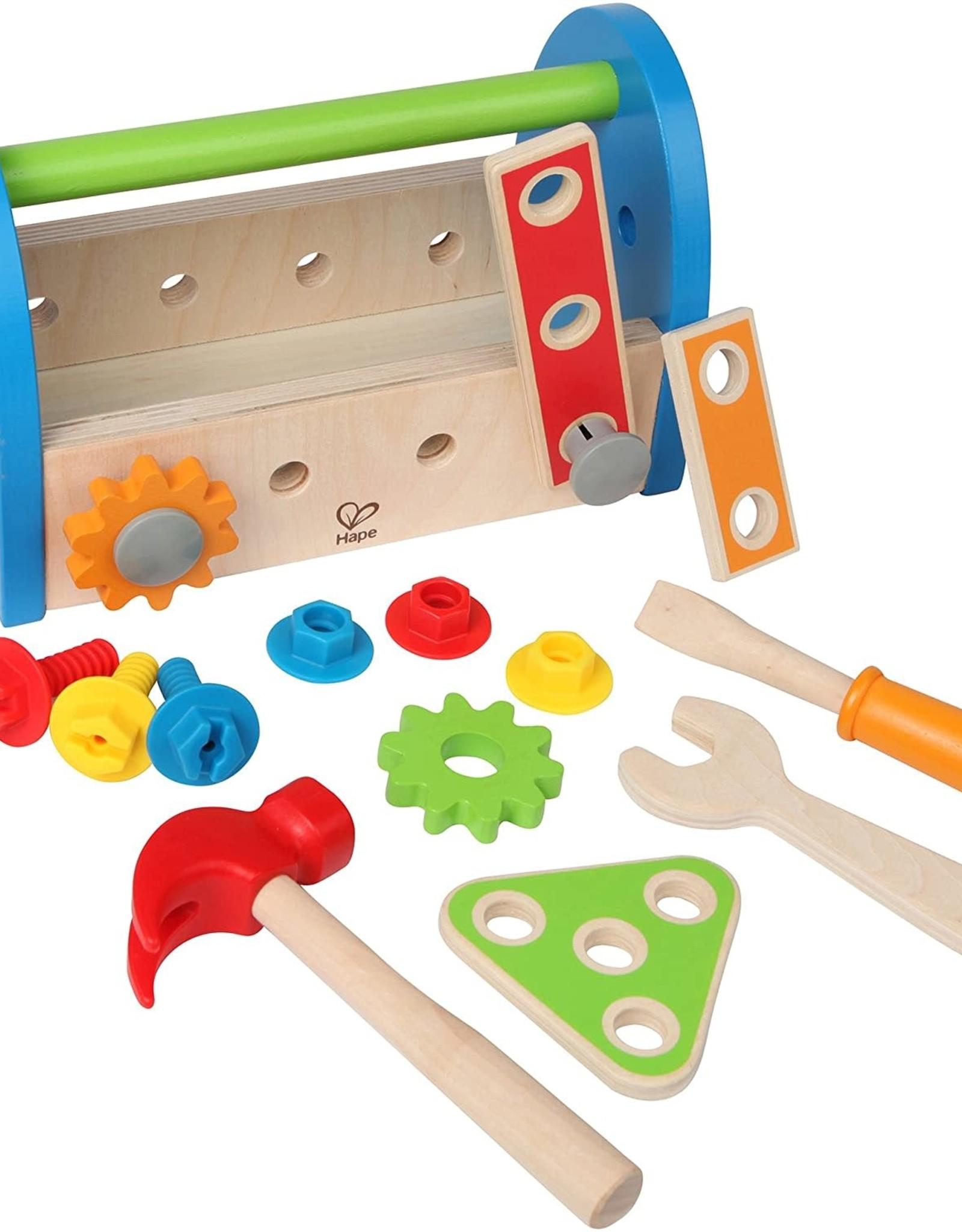 Hape Toys Fix-It Tool Box