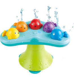 Hape Toys Whale Musical Fountain
