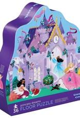 Crocodile Creek 36-pc Puzzle Princess Dreams