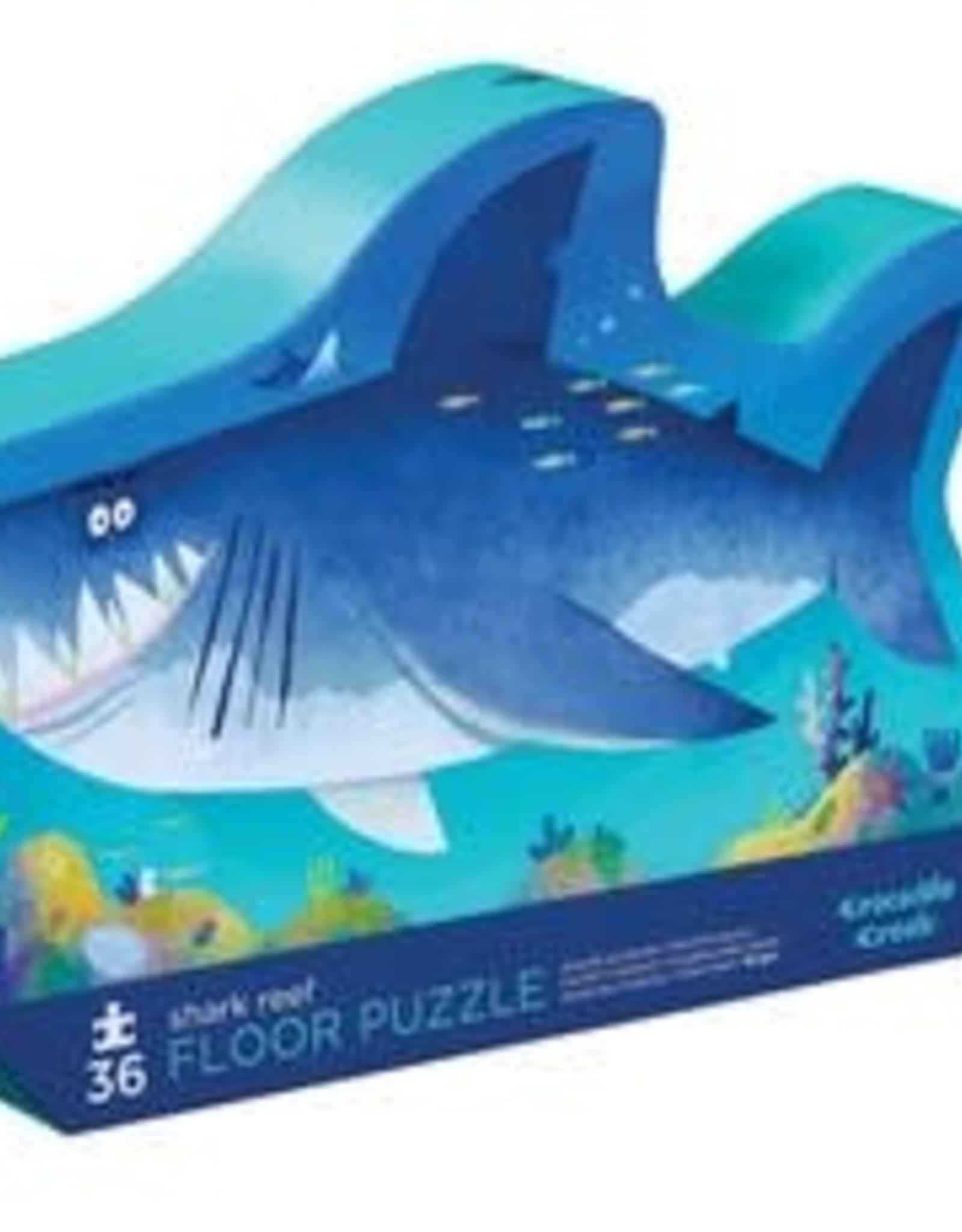 Crocodile Creek Shark Reef 36-pc Puzzle
